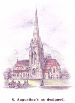 St. Augustines 'As Designed'